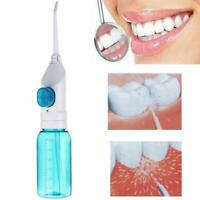 Pro Water Flosser Jet Oral Irrigator Teeth Cleaner Dental Tool Tooth Pick Z4N5