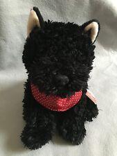 HERMANN TEDDY COLLECTION Black Dog NEW