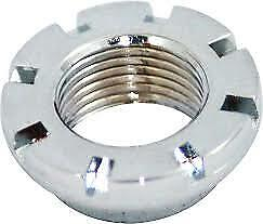 Dodge Chrysler Valiant - Restoration Retainer Nut : Chrome :  suit Wiper Switch