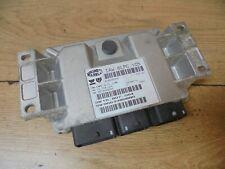 PEUGEOT 207 2007 1.4 16V KFU MANUAL ENGINE ECU IAW6LPC.103 ,9654596080
