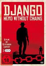 9 Westernfilme Django kennt kein Erbarmen & Django tötet leise & Sartana kommt