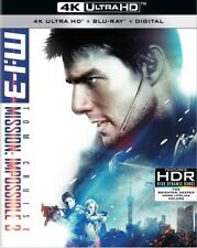 MISSION IMPOSSIBLE 3  (4K ULTRA HD ) - Blu Ray -Region free