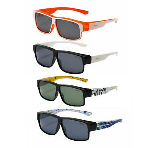 Joysun Unisex Polarized LensCovers Sunglasses Over Prescription Glasses KW9009