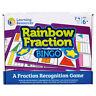 Learning Resources Rainbow Fraction Bingo