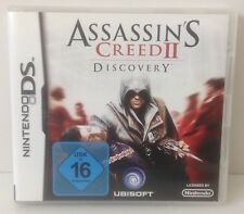 Nintendo DS Assassin's Creed 2 : Discovery *** COMPLETE *** DS
