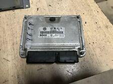 2001 SEAT LEON 1.9 TDI ENGINE ECU 0281010686 038906012FN