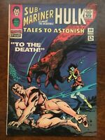 Tales to Astonish 80 2nd Appearance Tyrannus!! Hot Silver Age!! Gorgeous Copy!