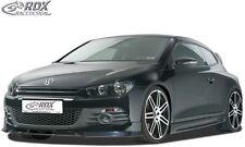 Volkswagen Scirocco - Front bumper spoiler