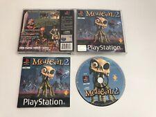MediEvil 2 PS1 PlayStation 1 PAL Game Complete Black Label Gothic Horror