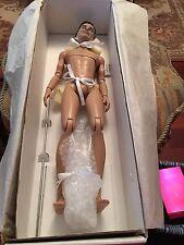 Clark Gable as Rhett Butler Gone with the Wind Robert Tonner nude vinyl doll NIB
