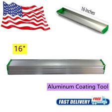 16 Emulsion Scoop Coater Silk Screen Printing Aluminum Coating Tool Newest Usa