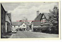 Berkshire Bray Village Vintage Postcard 13.11