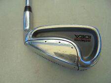 Adams Idea Single 6 Iron Golf Club Right Hand Steel D Gold Reg Shaft Stock Grip