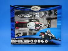 TESTORS  YAMAHA RX1 SNOWMOBILE MODEL KIT 1/12 SCALE  NEW SEALED