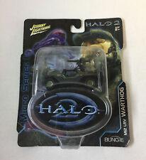 HALO 2 Johnny Lightning Bungie micro series figure ~ M12 LRV WARTHOG