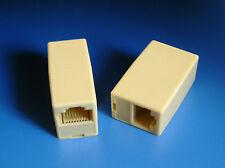 Inline RJ45 Ethernet Data Coupler Junction Box Joiner Extender Network Lan