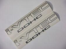 03-10 CIVIC I-VTEC DOHC DECAL. jdm oem sir k20 rsx fa5 fit accord type r sticker