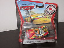 CARS 2 MIGUEL CAMINO METALLIC FINISH Disney Pixar KMART