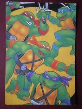 POSTCARD THE TEENAGE MUTANT TURTLES - GROUP SHOT 1 B30