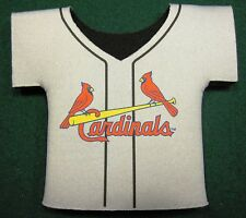 ST LOUIS CARDINALS JERSEY STYLE CUP COOLER