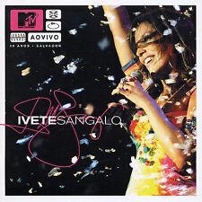 MTV Ao Vivo by Ivete Sangalo (CD, Feb-2004, Universal)