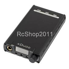 xDuoo XD-05 32bit  384KHz DSD DAC Portable Audio Headphone AMP Amplifier Black
