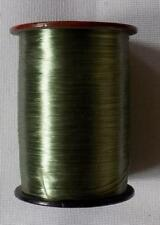 RAYON FILAMENT VINTAGE SPOOL MOSS GREEN COLOR (G84)