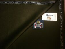 WOOL & CASHMERE BLAZER FABRIC MADE IN SCOTLAND By JOHNSTONS OF ELGIN - 2.0 m.