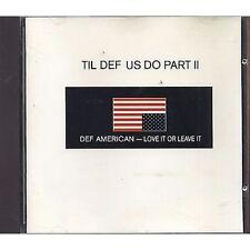 THE JAYHAWKS BLACK CROWES DANZIG SLAYER FLIPPER DAN BAIRD - CD 1993 USATO