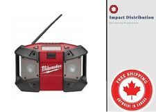Milwaukee 2590-20 M12™ Cordless Radio (without Battery)