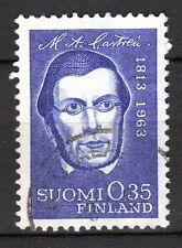 Finland - 1963 Mathias Castrén  - Mi. 584 VFU