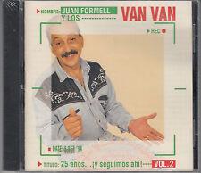 Juan Formell Y los Vav Van Vol 2 NEW & SEALED CD FASTPOST