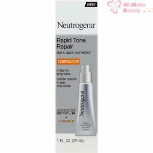 Neutrogena Rapid Tone Repair Dark Spot Corrector 1oz / 29ml New In Box