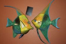 (2), Tropical Fish Bathroom Decor, Tropical Bath Decor, Fish Wall Art,  224,247