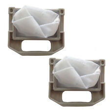 2X Washing Machine Lint Filter Bag For NEC Fuzzy Logic NW452 NW-452 NW-491 NW651