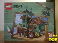 IN STOCK - LEGO 21310 IDEAS #018 OLD FISHING STORE (2017) - MISB