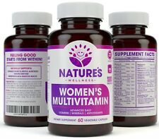 Complete Daily Womens Multivitamin/Multimineral | Plus Antioxidants and Herbal F