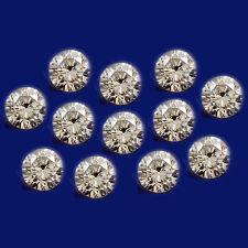 Stunning 0.60CT Round Cut 100% Natural White Diamond Set With Free Certificate
