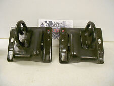 Factory OEM Genuine Dodge Ram Front Bumper Mounting Brackets with Tow Hooks NEW