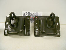 Factory OEM Genuine Dodge Ram Front Bumper Mounting Brackets with Tow Hooks