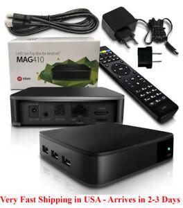 Infomir Mag 410 - OPEN BOX (New & Unused)