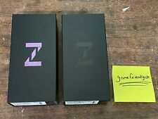 Samsung - Galaxy Z Flip with 256GB Memory Cell Phone (Unlocked) - BLACK, PURPLE!