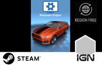 Wallpaper Engine [PC] Steam Download Key