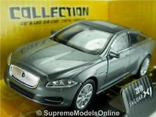 JAGUAR XJ 2010 MODEL CAR 1/38TH SCALE GREY PACKAGED WELLY ISSUE BXD K8967Q~#~