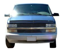 AVS for 95-05 Chevy Astro Bugflector Medium Profile Hood Shield - Smoke - avs220