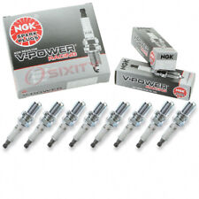 8-NGK R5671A9 5238 Racing Spark Plugs Race-Tuned-Turbo-NA-Supercharged-High Comp