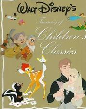 WALT DISNEY'S Treasury of Children's Classics:Favorite Disney Films w pictures