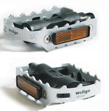 Bike Pedals Bicycle 16 Mbx 9 Bmx Flat Aluminum Bearing Durable Platform Mountain