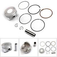 Kolben Ring Kit +0.50mm Für HONDA XR 200 XR 200R 1980-2002 Bore Size 66.00mm AH