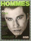 VOGUE HOMMES 180 Juin 1995 John Travolta Alain Juppé Tim Roth Mode